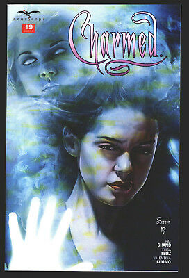 Charmed (Season 10 Comic Book Series) #19 Cover A