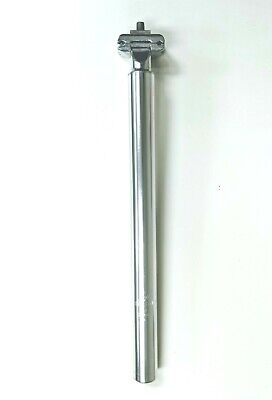 Silver 27.0 x 350mm Sunlite Classic Alloy Seat Post