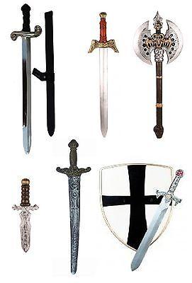 Schwert für Kostüm König Ritter Araber Dolch Säbel - Arabische König Kostüm