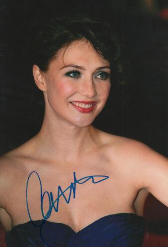 Carice van Houten signed 8x12 inch photo autograph