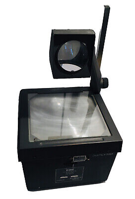Eiki 3850 A Overhead Transparency Still Picture Projector - Tested