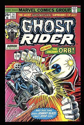 Ghost Rider #14 NM+ 9.6
