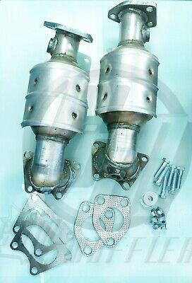 Acura MDX 35L Both Manifold Catalytic Converter 2003 2008 BANK1  BANK2