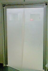 PVC High traffic doors for supermarket, convenience, coldroom etc. Oxley Brisbane South West Preview