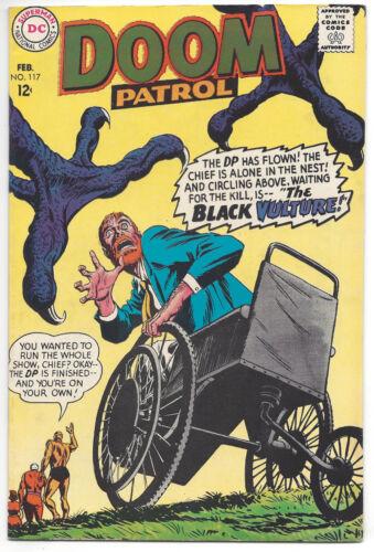 Doom Patrol #117 (VF) 1967