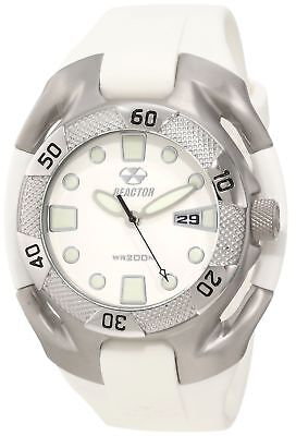 - Reactor Men's Watch 71805 Heavy Water Pro Sport Diver Support Airflow White Dial