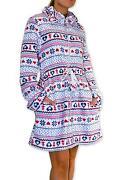 Womens Short Dressing Gown