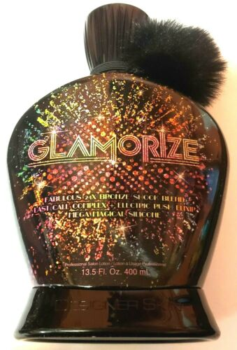 New 2020 Glamorize Fabulous 24X Tanning Lotion By Designer Skin 13.5 oz