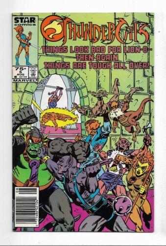 Thundercats 1986 #5 Very Fine