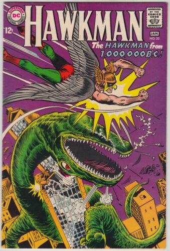 HAWKMAN #23 DC COMICS VF CONDITION