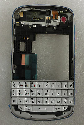 BlackBerry Q10 Original OEM White Housing segunda mano  Embacar hacia Mexico