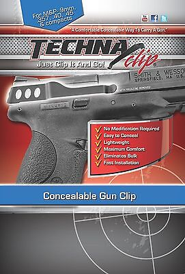 Techna Clip Smith & Wesson M&P Right Side Concealed Carry Pocket / Belt Clip