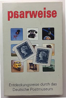 Match Game Theme (paarweise matching game -German stamp collecting)