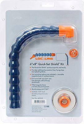 6 X 8 Quick-set Shield Kit Loc-line Usa Original Modular Hose System 60525