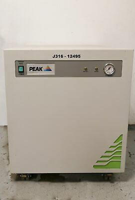 12495 Peak Scientific Nitrogen Generator230vac5060hzpn 10-6022 Genius 1022