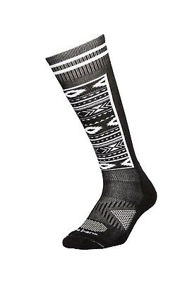 NEW Le Bent Definitive Light Merino Bamboo Medium Ski Snowboard Socks Msrp$30