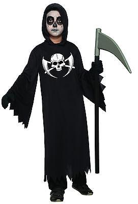 Child Dark Grim Reaper Costume (Boys Grim Reaper Costume)