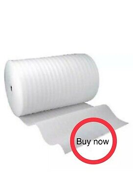 Packing Materials Foam Roll 12 Wide X 70 Long X 116 Thick Perforated