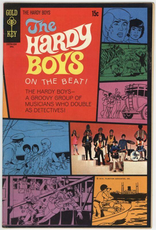Hardy Boys (1970) #1 FN 6.0