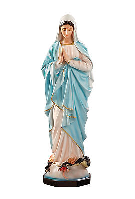 A cm 135 estatuo Madonna Milagroso