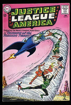 Justice League Of America #17 VG/FN 5.0