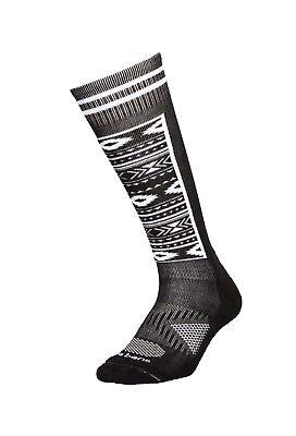 NEW Le Bent Definitive Light Merino Bamboo Mens Large Ski Winter Socks Msrp$30