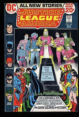 Justice League Of America #100 FN/VF 7.0