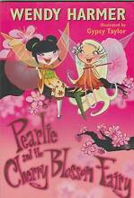 PEARLIE AND THE CHERRY BLOSSOM FAIRY #12 Wendy Harmer ~ 1st Ed SC Perth Region Preview