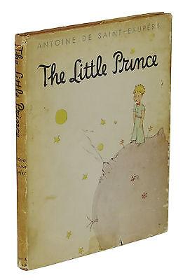 The Little Prince ~ ANTOINE DE SAINT-EXUPERY ~ First Edition DJ 1st 1943 Reynal