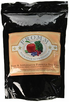Fromm Four-Star Nutritionals Pork and AppleSauce Dry Dog Food (5 lb) - FREE SHIP