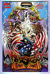WOODSTOCK-The-Comic-1994-Official-Woodstock-Collectors-Edition