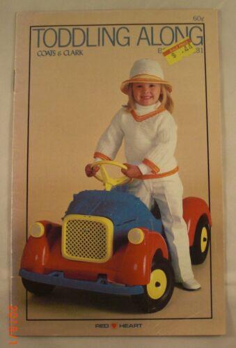 Toddling Along - Book 281 - Coats & Clark
