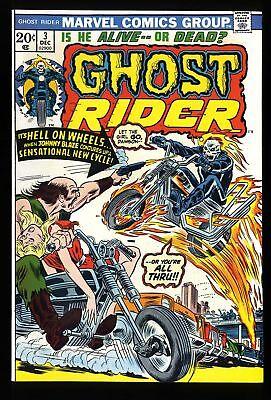 Ghost Rider #3 NM- 9.2