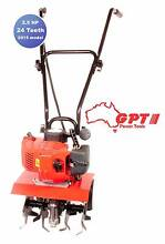 65cc Thrasher Cultivator & Tiller Rotary Hoe - nice tool Essendon Moonee Valley Preview