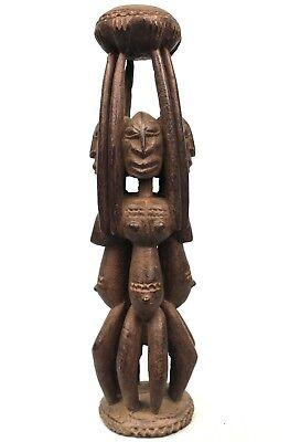 Art African - Fetish altar Dogon - ancestor worship Paramount - 40,5 Cm