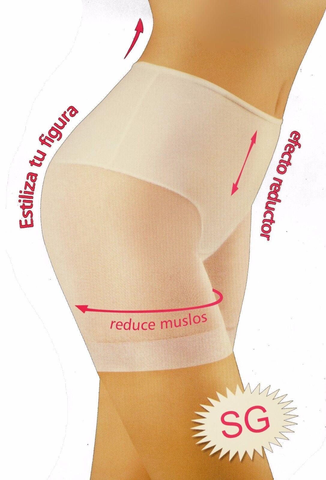 Trend4You Mieder Pants Shapewear Schlanke Taille Oberschenkel NEU Fein 58009