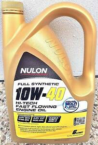 Nulon full synthetic engine oil for sale Richlands Brisbane South West Preview