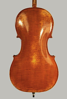 A very fine French cello made by Amédée Dieudonné, ca.1935. on Rummage