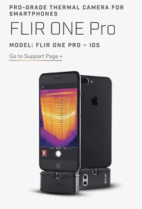 Flir One Pro (iOS) Thermal Imaging Camera
