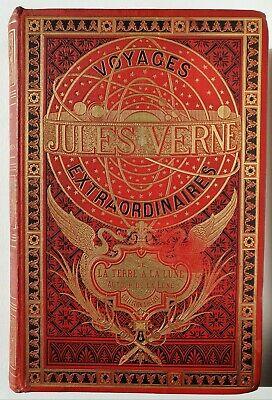 Jules Verne, Au monde solaire, de la Terre à la Lune