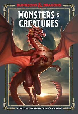 Monsters & Creatures (Dungeons & Dragons): A Young Adventurer