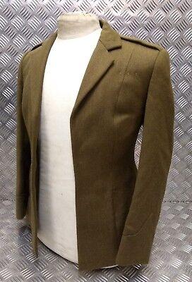 Original Britische Armee Damen Nr. 2 Kleid Uniform Anzug Jacke und Rock 2-tlg