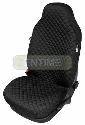 Sitzbezug klimatisierend schwarz für Mercedes CLS-Klasse C219 Fastback Stufenhec