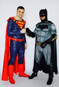 BATMAN SUPERMAN - Costumes