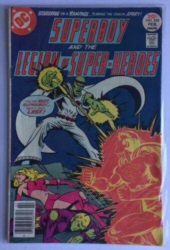 Superboy #224 (Feb 1977, DC)