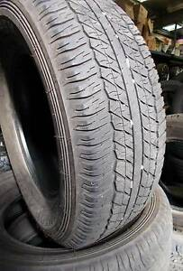 4 x 265 65 17 Dunlop Tyres Toyota Land Cruiser Prado Hilux BT50 Ferntree Gully Knox Area Preview