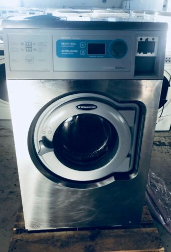 Coin/Card Operated W620CC Wascomat Washer, Used