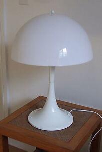 Retro- Danish -Mid Century Modern - Table Lamp