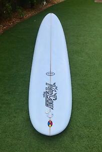 As New 10' McCoy XF Longboard Surfboard. Sylvania Sutherland Area Preview