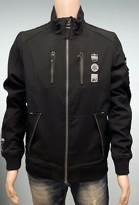 Original Camp David Jacke ,, Airmail Pioneers ,, Gr.: M NP: 169€